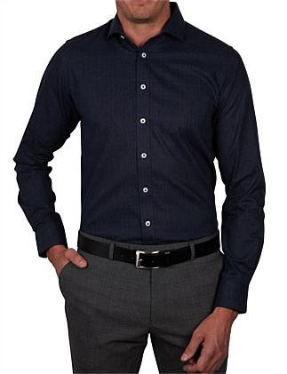 MIRAVAL WEAVE SLIM FIT SHIRT