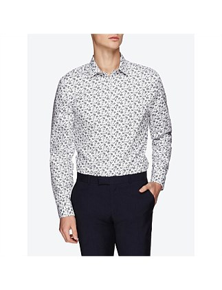LS DITSY FLORAL CAMDEN FIT SHIRT