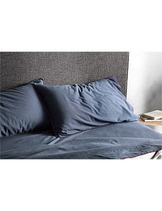 HEWETT STANDARD PILLOWCASE - PAIR