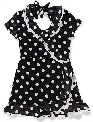 Piper Frill Dress (Girls 8-14 Years)