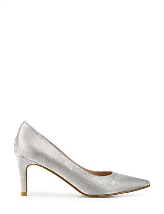 ADRIASHIMMER 75MM POINTED TOE PUMP