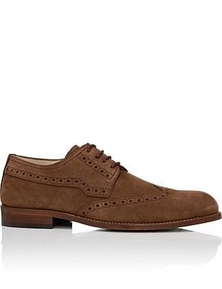 WEBSER SUEDE BROGUE