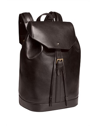 9add70054f 1926 Heritage Backpack Small Dark Brown. Montblanc