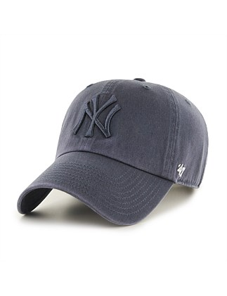NY Yankees Vintage Navy Tonal '47 CLEAN UP