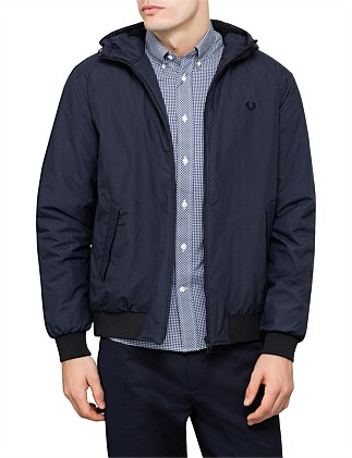 Quilted Hooded Brentham Jacket