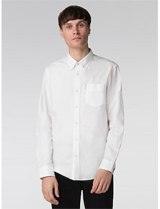 Long Sleeve Core Oxford