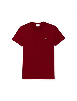 Basic Crew Neck Pima Tshirt