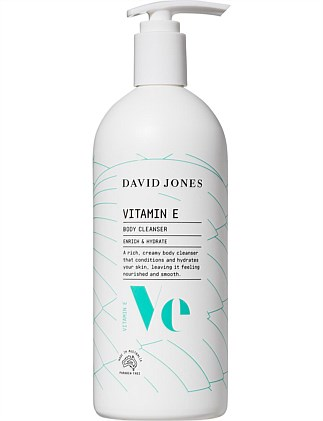VITAMIN E BODY CLEANSER 500ML