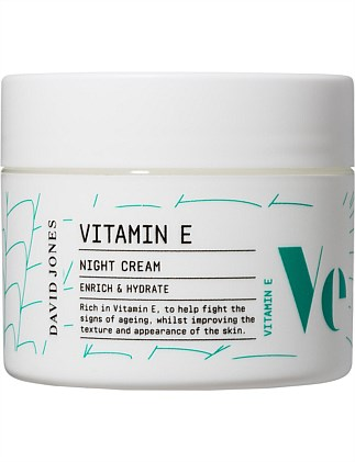 VITAMIN E NIGHT CREAM  120ML