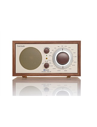 Model One BT AM/FM Radio with Bluetooth - Walnut