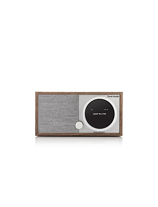 Model One Digital DAB+ FM Radio - Walnut
