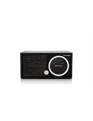 Model One Digital DAB+ FM Radio - Black