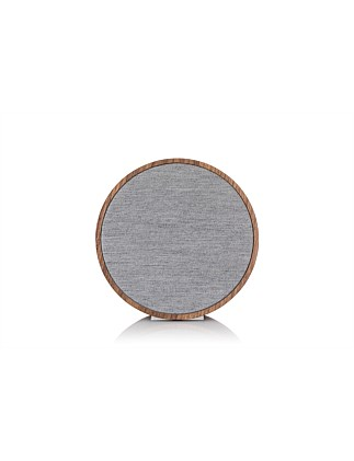 Art Series Orb Wireless Speaker - Walnut