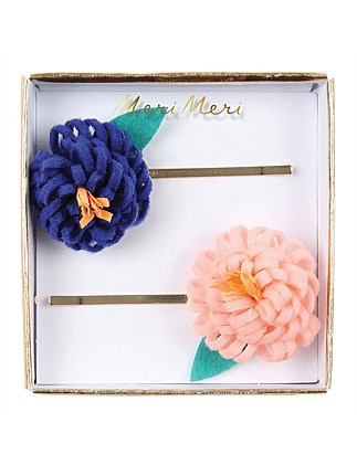 Hair Clips Flower Posies