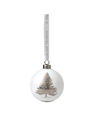 Christmas Tree Bauble 7cm