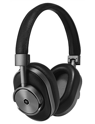 MW60 Wireless Over-Ear Headphones - Gunmetal