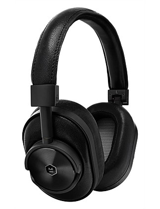 MW60 Wireless Over-Ear Headphones - Black