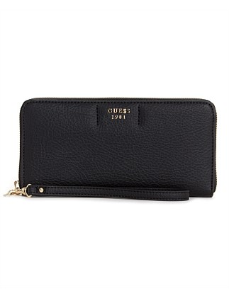 TRUDY FILE CLUTCH