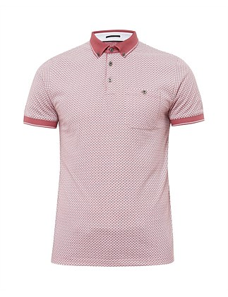 SS ALL OVER PRINT POLO