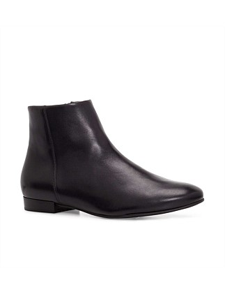 Calf Ankle Boot