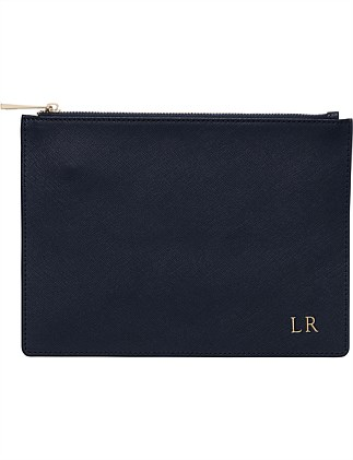 INK NAVY POUCH