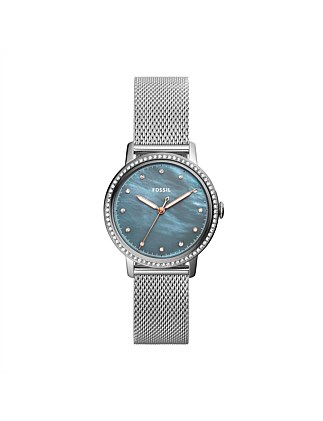 Neely Silver Watch