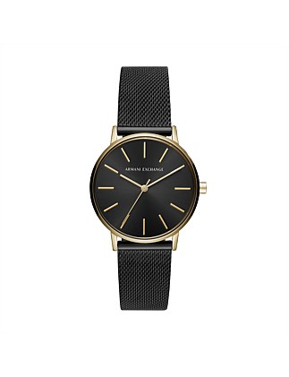 Lola Black Watch