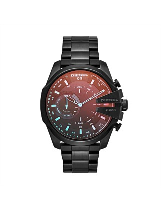 Mega Chief Hybrid Black Hybrid Smartwatch