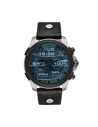 Full Guard Black Smartwatch