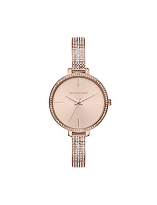 Jaryn Rose Gold Watch