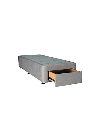SPACESAVER STONE SPLIT Q BASE FRONT DRAWER