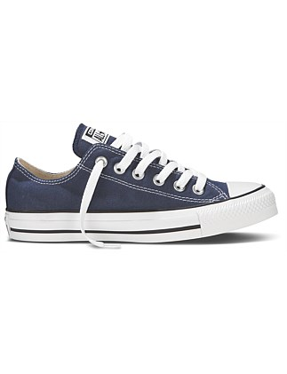 CT Core Canvas Low Navy