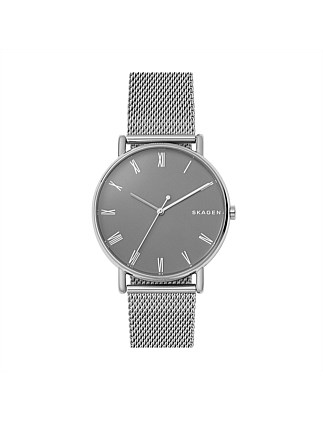 Signatur Silver Watch