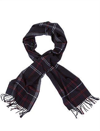 Tommy Check Scarf
