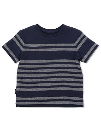 73f61769c2 Marle Stripe Tee (Boys 0-2 Yrs) ...