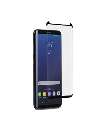 MOSHI IonGlass for Galaxy S8 Plus - Black
