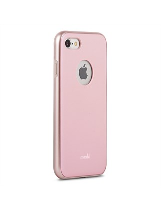 MOSHI iGlaze for iPhone 8/7 - Blush Pink