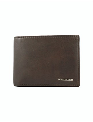 Genuine LeatherTrifold Wallet