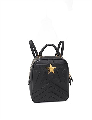 STELLA STAR SMALL BACKPACK