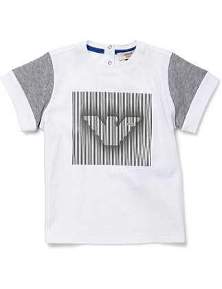 OPTICAL WHITE TSHIRT