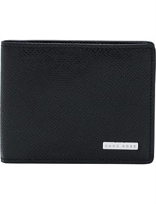 Signature 6cc Leather Wallet