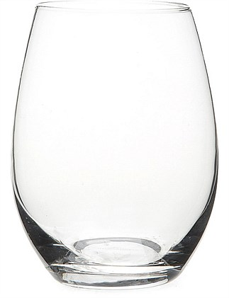 Vienna Set of 4 Stemless Wine Glass