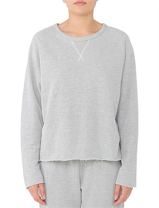 IVES TEXTURED SWEAT