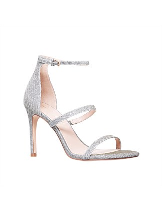 KURT GEIGER LONDON-PARK LANE-SILVER