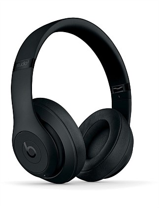 Studio3 Wireless Over-Ear Headphones - Matte Black