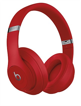 Studio3 Wireless Over-Ear Headphones - Red