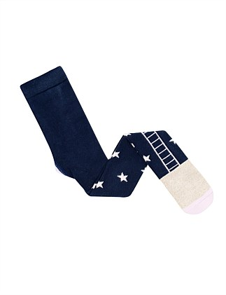 Reach for the stars tights