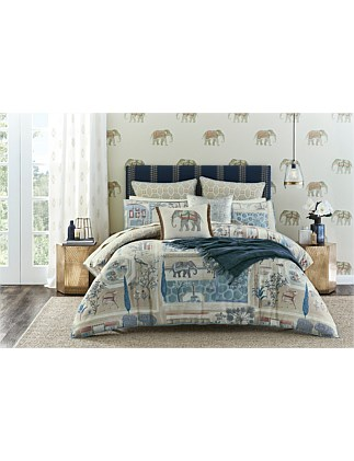 SULTANS GARDEN SINGLE BED QUILT COVER
