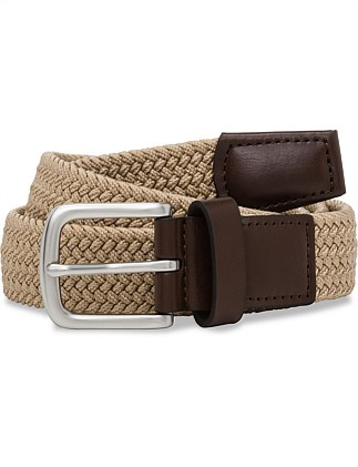 ELASTIC WEBBED BELT