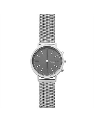 Hald Stainless Steel Hybrid Smartwatch